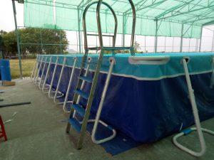 hồ bơi di động giá bao nhiêu