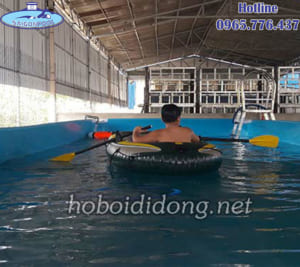 Hồ bơi di động cho gia đình